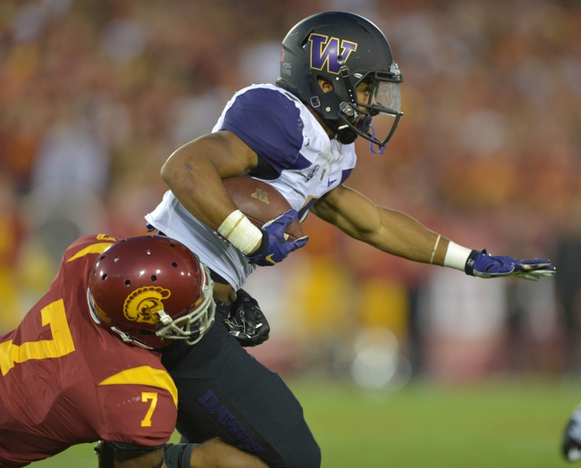 Washington Huskies vs. Arizona Wildcats - 10/31/15 College Football Pick, Odds, and Prediction