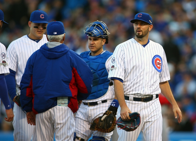 Mets at Cubs - 10/21/15 NLCS Game Four Pick, Odds, and Prediction