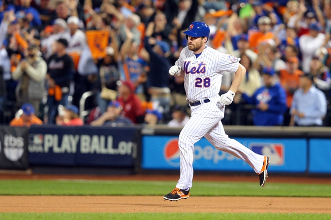 Los Angeles Dodgers vs. New York Mets NLDS Game 5 - 10/15/15 MLB Pick, Odds, and Prediction