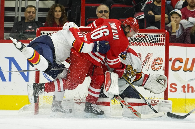 Carolina Hurricanes vs. Florida Panthers - 12/18/15 NHL Pick, Odds, and Prediction
