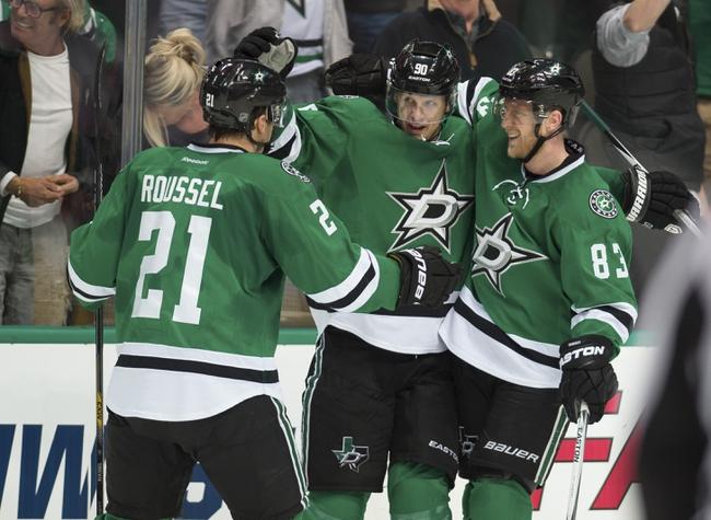 Edmonton Oilers vs. Dallas Stars - 12/4/15 NHL Pick, Odds, and Prediction