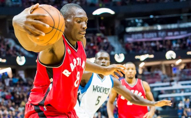 Toronto Raptors at Minnesota Timberwolves - 2/10/16 NBA Pick, Odds, and Prediction