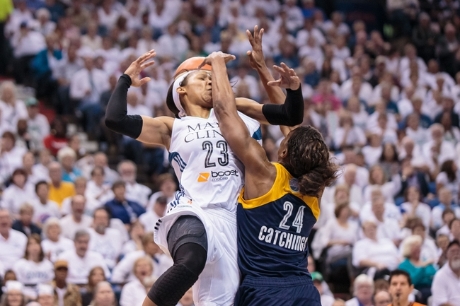 Minnesota Lynx vs. Indiana Fever - 9/16/16 WNBA Pick, Odds, and Prediction