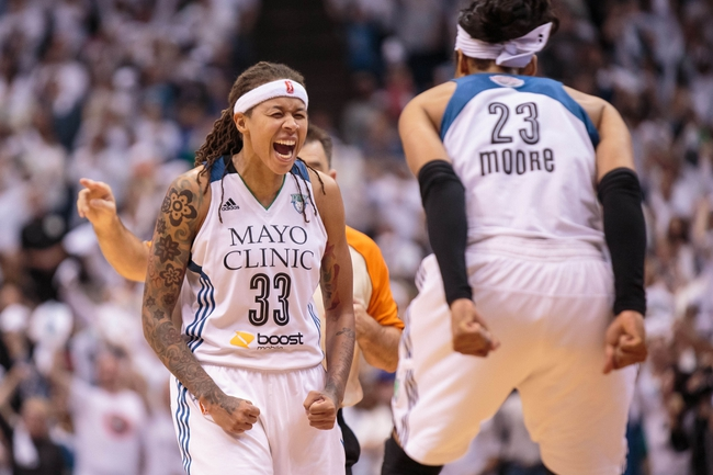 Dallas Wings vs. Minnesota Lynx - 6/4/16 WNBA Pick, Odds, and Prediction