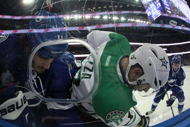 Stars vs. Lightning - 3/17/16 NHL Pick, Odds, and Prediction