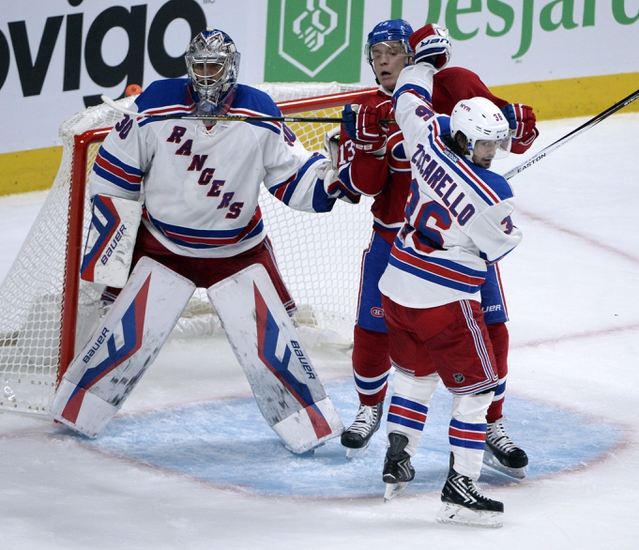 New York Rangers vs. Montreal Canadiens - 11/25/15 NHL Pick, Odds, and Prediction