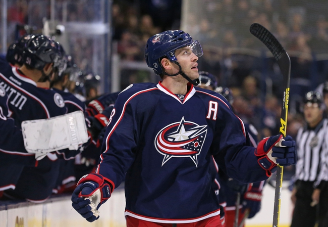Islanders at Blue Jackets - 10/20/15 NHL Pick, Odds, and Prediction