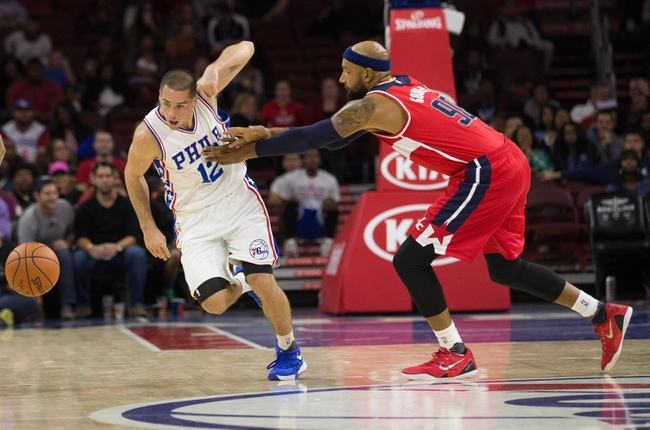 76ers at Wizards - 2/5/16 NBA Pick, Odds, and Prediction
