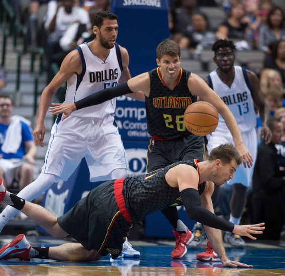 Dallas Mavericks vs. Atlanta Hawks - 12/9/15 NBA Pick, Odds, and Prediction