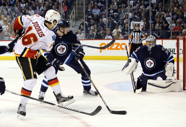 Calgary Flames vs. Winnipeg Jets - 12/22/15 NHL Pick, Odds, and Prediction
