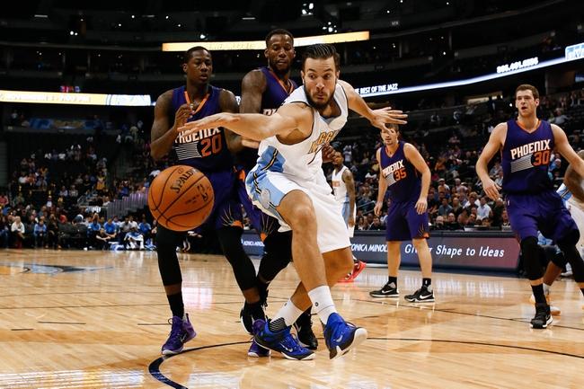 Denver Nuggets vs. Phoenix Suns - 11/20/15 NBA Pick, Odds, and Prediction