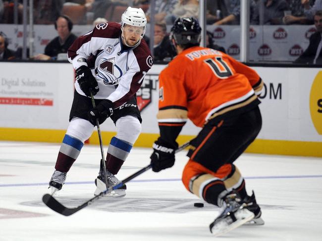 Colorado Avalanche vs. Anaheim Ducks - 3/9/16 NHL Pick, Odds, and Prediction