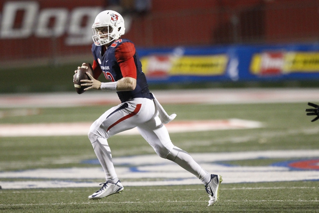 Nevada at Fresno State - 11/5/15 College Football Pick, Odds, and Prediction