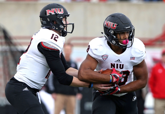 Northern Illinois vs. Western Michigan - 11/18/15 College Football Pick, Odds, and Prediction