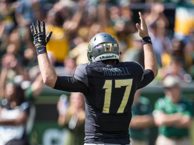 Baylor vs. Iowa State - 10/24/15 College Football Pick, Odds, and Prediction