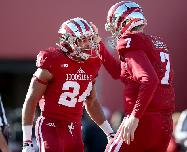 Indiana Hoosiers vs. Michigan State Spartans - 10/24/15 College Football Pick, Odds, and Prediction