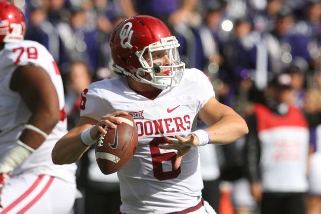 Oklahoma vs. Texas Tech - 10/24/15 College Football Pick, Odds, and Prediction