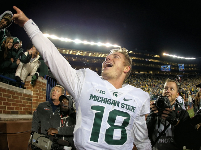 Michigan State vs. Indiana - 10/24/15 College Football Pick, Odds, and Prediction