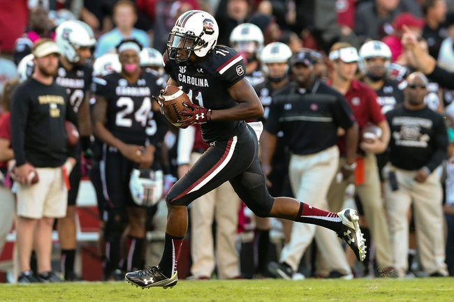 South Carolina Gamecocks vs. Clemson Tigers - 11/28/15 College Football Pick, Odds, and Prediction