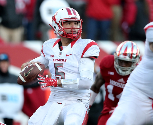 Rutgers vs. Ohio State - 10/24/15 College Football Pick, Odds, and Prediction