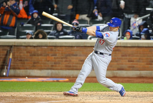 New York Mets  vs. Chicago Cubs NLCS Game 2 - 10/18/15 MLB Pick, Odds, and Prediction
