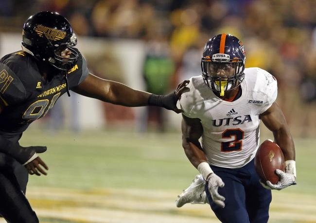 Charlotte vs. UTSA  - 11/14/15 College Football Pick, Odds, and Prediction
