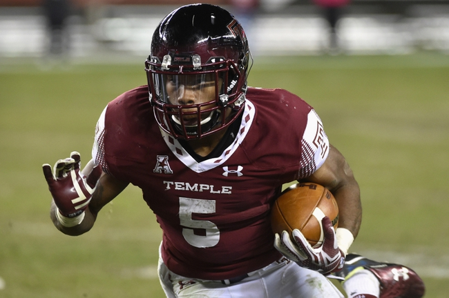 UCF vs. Temple - 10/15/16 College Football Pick, Odds, and Prediction