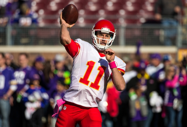 Steelers at Chiefs - 10/25/15 NFL Pick, Odds, and Prediction