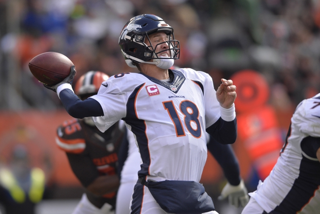 Fantasy Football 2015: Packers at Broncos Week 8 Preview