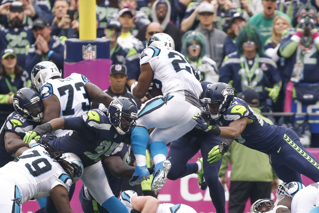 Carolina Panthers vs. Seattle Seahawks NFL Playoffs - 1/17/16 NFL Pick, Odds, and Prediction