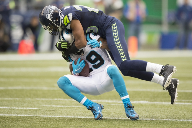 Seahawks at Panthers - 1/17/16 NFL Divisional Round Pick, Odds, and Prediction