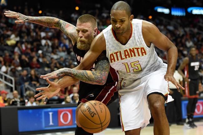 Hawks at Heat - 11/3/15 NBA Pick, Odds, and Prediction