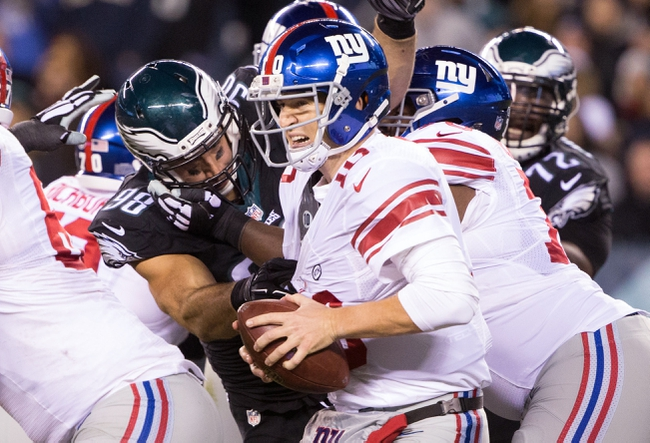 New York Giants at Philadelphia Eagles 10/19/15 NFL Score, Recap, News and Notes