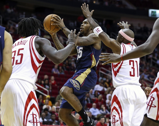 Pelicans at Rockets - 12/2/15 NBA Pick, Odds, and Prediction