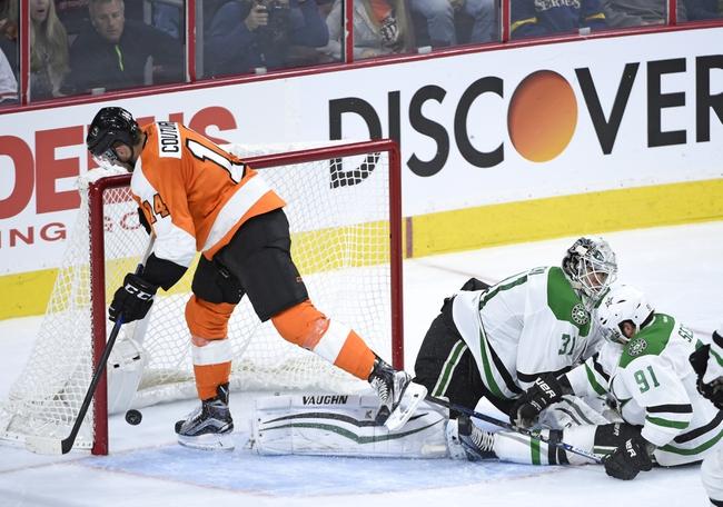 Dallas Stars vs. Philadelphia Flyers - 12/11/15 NHL Pick, Odds, and Prediction
