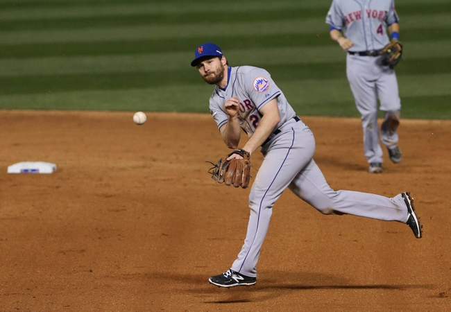 Chicago Cubs vs. New York Mets NLCS Game 4 - 10/21/15 MLB Pick, Odds, and Prediction