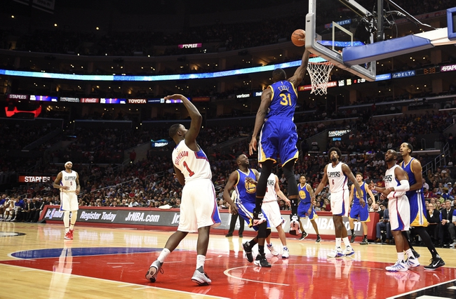 Clippers at Warriors - 11/4/15 NBA Pick, Odds, and Prediction
