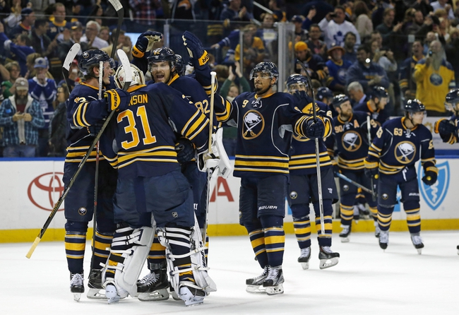 Toronto Maple Leafs vs. Buffalo Sabres - 3/7/16 NHL Pick, Odds, and Prediction