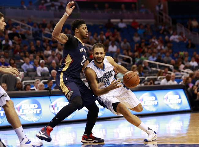 Magic at Pelicans - 11/3/15 NBA Pick, Odds, and Prediction