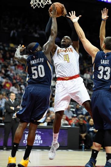 Atlanta Hawks vs. Memphis Grizzlies - 3/12/16 NBA Pick, Odds, and Prediction