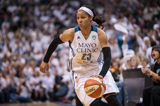 Seattle Storm vs. Minnesota Lynx - 8/28/16 WNBA Pick, Odds, and Prediction