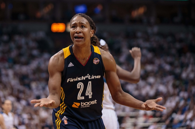 New York Liberty vs. Indiana Fever - 9/1/16 WNBA Pick, Odds, and Prediction