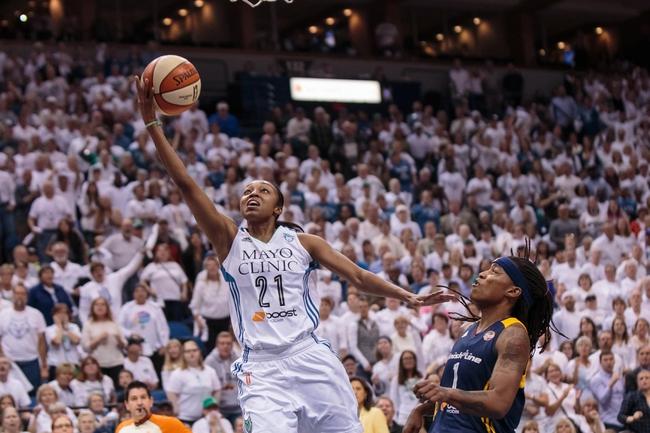 Seattle Storm vs. New York Liberty - 7/6/16 WNBA Pick, Odds, and Prediction