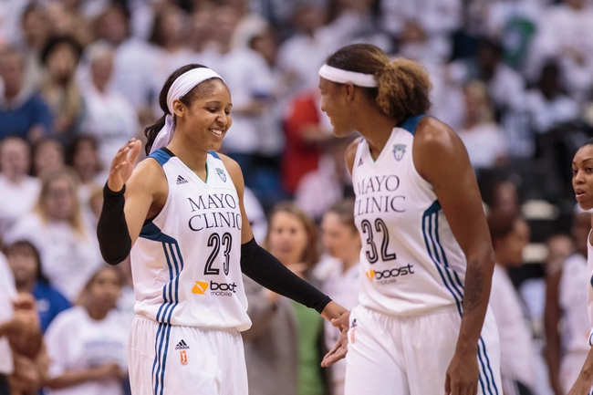San Antonio Stars vs. Minnesota Lynx - 7/2/16 WNBA Pick, Odds, and Prediction