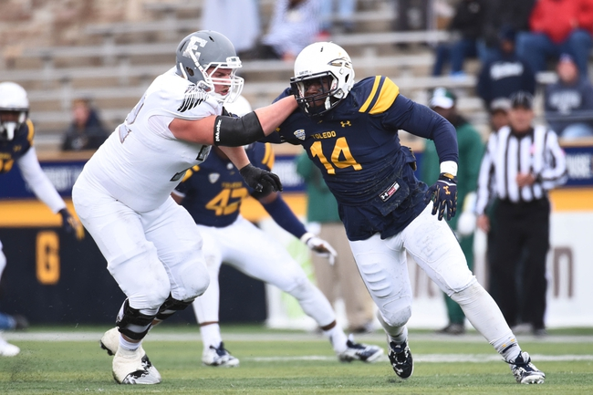 Eastern Michigan Eagles vs. Toledo Rockets - 10/8/16 College Football Pick, Odds, and Prediction