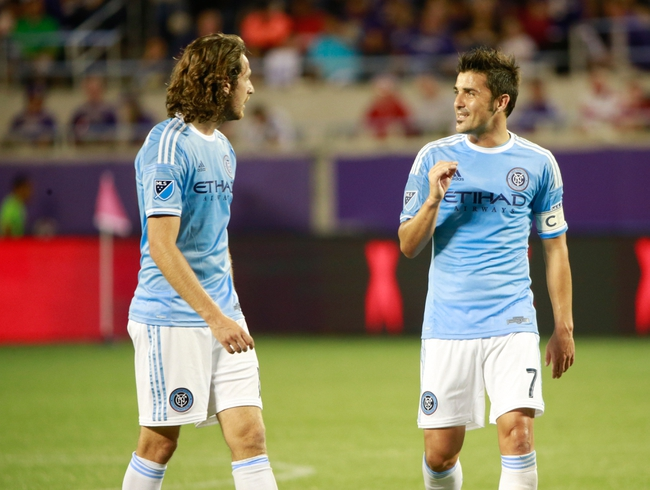 New York City FC vs. New England Revolution MLS Pick, Odds, Prediction - 3/26/16