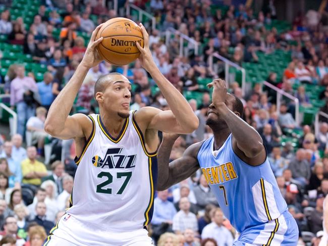 Jazz at Nuggets - 11/5/15 NBA Pick, Odds, and Prediction