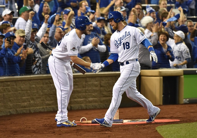 Mets at Royals - 10/27/15 World Series Game One Pick, Odds, and Prediction