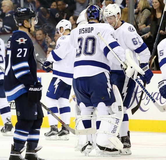 Tampa Bay Lightning vs. Winnipeg Jets - 2/18/16 NHL Pick, Odds, and Prediction