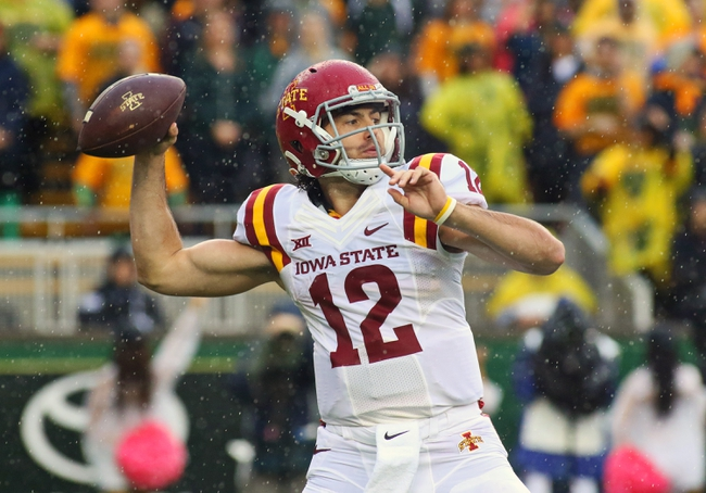 Iowa State vs. Texas - 10/31/15 College Football Pick, Odds, and Prediction